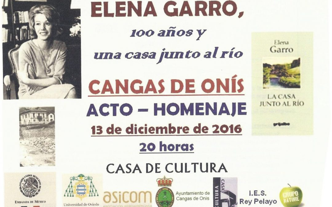 Homenaje a Elena Garro
